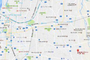 風の薫りgoogle map