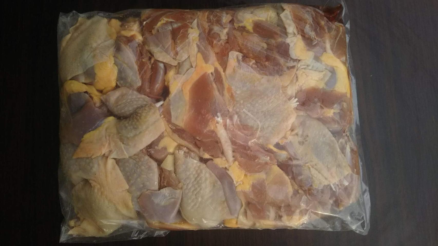 親鶏モモ肉・冷凍・ブロック